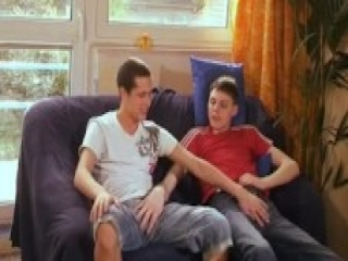 Gay teens homemade video