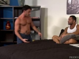 Rough Make Up Sex & Cumshot For Sexy Latino Daddies