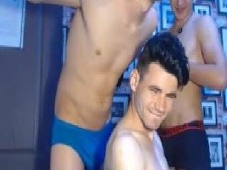 Gay Twinks bareback fucking - more on GayTube18.net
