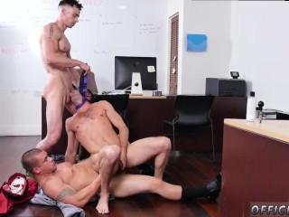Very horny men cumming gay xxx Lance's Big