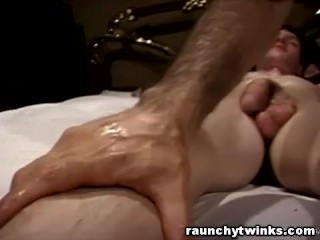Amazing Gay Sensual Massage Nice Big Dick