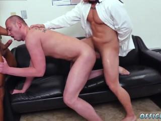 Straight men cock movie gay Pantsless