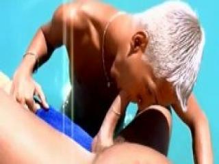 Wow Sexy Jocks Hot Poolside Gay Fuck