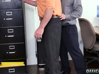 Anal speedos gay First day at work