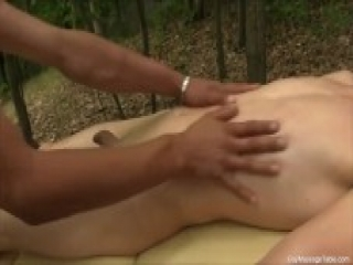 Sweet Gay Lukas Novy and Andrew Kitt Bareback Fucking