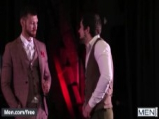 Men - Griffin Barrows and Jacob Peterson - Prohibition Part 2 - Str8 to Gay