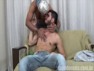Sexo Yes - Daniel Carioca e Breno Galvão - Parte 2